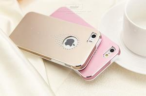 Hliníkové pouzdro na iPhone 5, 5s- růžové - 4