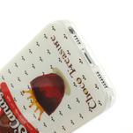 Gelové pouzdro na iPhone 5, 5s- US Candy - 4/5