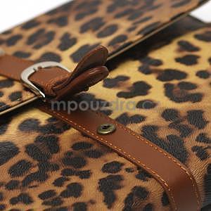 Leopard pouzdro pro iPad 2, 3, 4 - 4