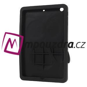 Silikonové pouzdro na iPad mini 2 - hnědá sova - 4