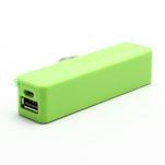 2600mAh externí baterie Power Bank - zelená - 4/6
