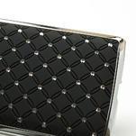 Drahokamové pouzdro pro HTC Desire 600- černé - 4/5