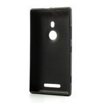 Hybridní 3D pouzdro pro Nokia Lumia 925- modré - 4/4
