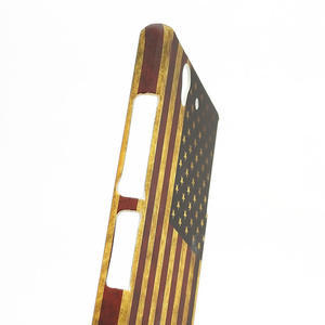 Plastové pouzdro na Sony Xperia Z L36i C6603- Americká vlajka - 4