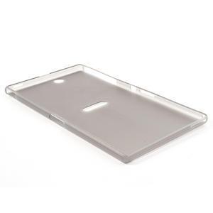 Ultra slim pouzdro na Sony Xperia Z ultra- šedé - 4