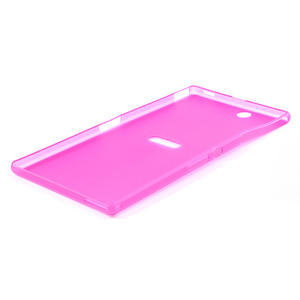 Ultra slim pouzdro na Sony Xperia Z ultra- růžové - 4