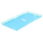 Ultra slim pouzdro na Sony Xperia Z ultra- modré - 4/5