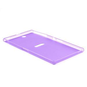 Ultra slim pouzdro na Sony Xperia Z ultra- fialové - 4