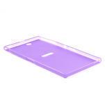 Ultra slim pouzdro na Sony Xperia Z ultra- fialové - 4/6