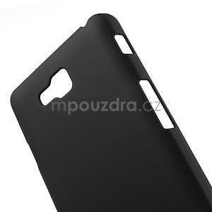 Pogumované  pouzdro pro LG Optimus L9 II D605- černé - 4