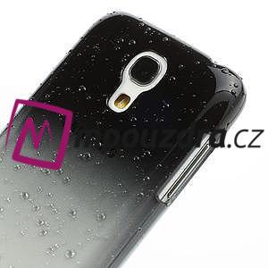 Plastové minerální pouzdro pro Samsung Galaxy S4 mini i9190- černé - 4