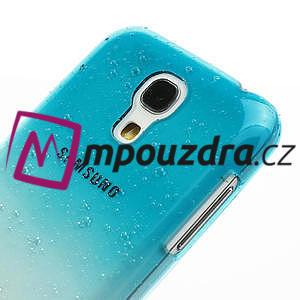 Plastové minerální pouzdro pro Samsung Galaxy S4 mini i9190- světlemodré - 4
