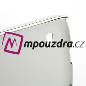 Drahokamové pouzdro pro Samsung Galaxy S4 mini i9190- bílé - 4