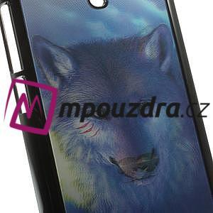 Hard Case 3D pouzdro na Xiaomi Mi3- vlk - 4