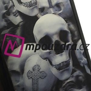 Hard Case 3D pouzdro na Xiaomi Mi3- lebky - 4