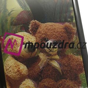 Hard Case 3D pouzdro na Xiaomi Mi3- medvídek - 4