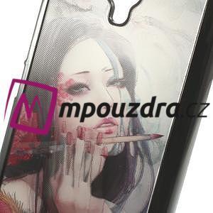 Hard Case 3D pouzdro na Xiaomi Mi3- žena - 4