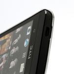 Drahokamové pouzdro pro HTC one M7- bílé - 4/7