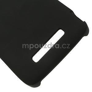 Hard Case pouzdro na Alcatel One Idol Alpha 6032 A - černé - 4