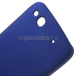 Hard Case pouzdro na Alcatel One Idol Alpha 6032 A - modré - 4