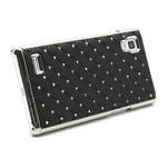 Drahokamové pouzdro pro LG Optimus L9 P760- černé - 4/7