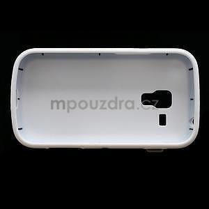 Plastogelové pouzdro na Samsung Galaxy Trend, Duos- černé - 4