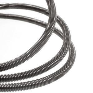 Kovový nabíjecí/propojovací micro USB kabel o délce 1 m - 4