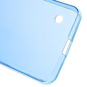 Ultratenký gelový obal na mobil Microsoft Lumia 550 - modrý - 4