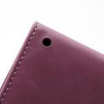 Flipové pouzdro na Nokia Lumia 620- růžové - 4/5