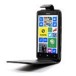 Flipové pouzdro pro Nokia Lumia 625- černé - 4/7