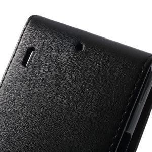 Flipové pouzdro na Nokia Lumia 929/930 - černé - 4