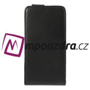 Flipové Cover PU kožené pouzdro na HTC Desire 310- černé - 4