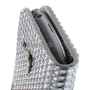 Čiré pouzdro pro Samsung Galaxy S3 mini / i8190 - kamínkové - 4