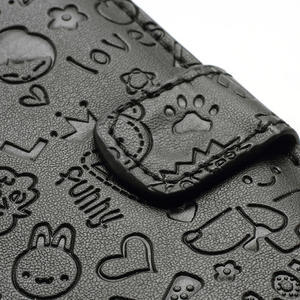 Peněženkové pouzdro na Samsung Galaxy S3 i9300- černé - 4