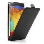 Flipové PU kožené pouzdro na Samsung Galaxy Note 3- černé - 4/7