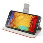 Peněženkové pouzdro na Samsung  Galaxy Note 3- UK vlajka - 4/7