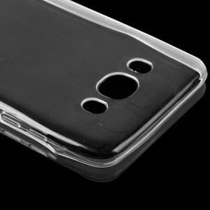 Transparentní ultratenký 0.75 mm gelový obal na Samsung Galaxy J5 (2016) - 4