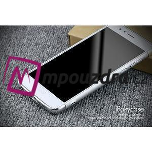 Luxusní odolný obal 3v1 na mobil Honor 8 - stříbrný - 4