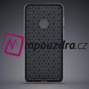 Odolný obal 2v1 na mobil Honor 8 - stříbrný - 4