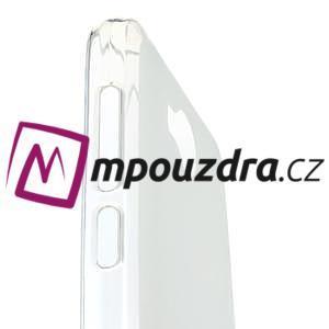 Matný gelový obal na Huawei Y3 II - transparentní - 4