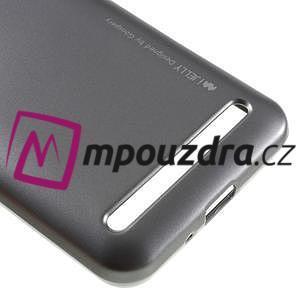Luxusní gelový obal na mobil Huawei Y3 II - šedá - 4