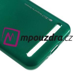 Luxusní gelový obal na mobil Huawei Y3 II - zelený - 4