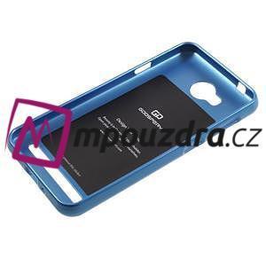 Luxusní gelový obal na mobil Huawei Y3 II - modrý - 4