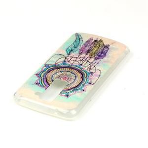 Jells gelový obal na LG K8 - lapač snů - 4