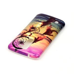 Emotive gelový obal na mobil LG K8 - snění - 4