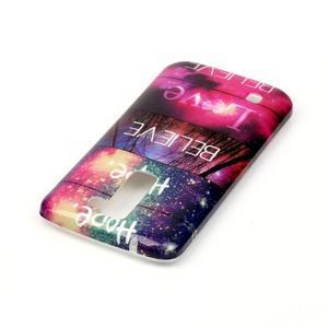 Emotive gelový obal na mobil LG K8 - believe - 4
