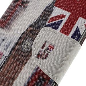 Emotive PU kožené pouzdro na LG K8 - United Kingdom - 4