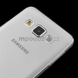Slim obal na Samsung Galaxy A3 - šedé - 4