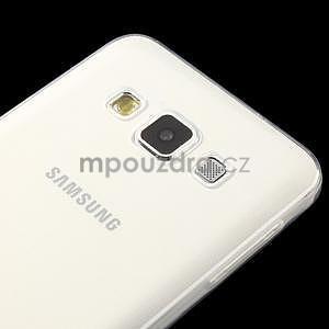 Slim obal na Samsung Galaxy A3 - transparentní - 4