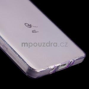Ultra tenký obal na Samsung Galaxy A5 - fialový - 4